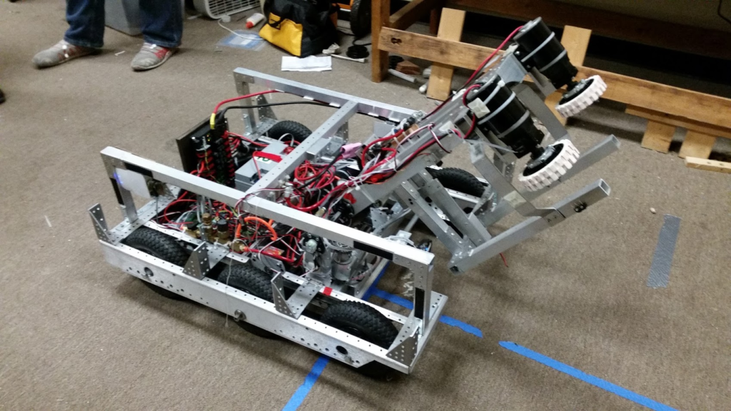 2016 Robot Reveal